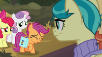 "Scootaloo ""they're making me move"" S9E12"
