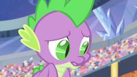 "Spike ""it's just how I feel"" S4E24"