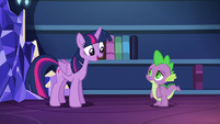 """Twilight """"I've even devised a better system for organizing them"""" S5E22"""