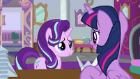 "Twilight ""you can always call on me"" S9E20"