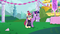 Twilight -make up for my mistake with a new party- S5E12