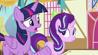 Twilight -the dragons are trying to be friends- S7E15