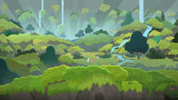 Wide view of Harmonizing Heights S8E6