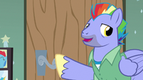 """Bow Hothoof """"installed the sound effects myself"""" S7E7"""
