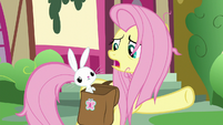 """Fluttershy """"won't get the care they need"""" S9E18"""