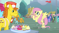 Fluttershy -only two days to get that pollen back- S4E16