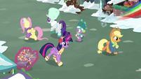 Main ponies going their separate ways MLPBGE
