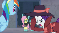 """Rarity """"even if we did find our way"""" S9E4"""