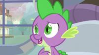 """Spike """"sounds good to me"""" S5E3"""