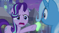 "Starlight Glimmer ""do your legwork?"" S8E19"
