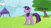 "Twilight ""one of the teams you're practicing with"" S4E10"