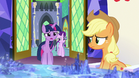 "Twilight Sparkle ""I owe you all an apology"" S8E2"
