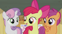 Apple Bloom -Now, that's more like it!- S5E18