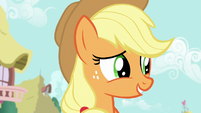 "Applejack ""everythin' will be just fine"" S6E10"