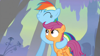 Sleepless In Ponyville My Little Pony Friendship Is Magic Wiki Fandom While the mane 6 and the rest of the cmc were worried, the. my little pony friendship is magic wiki
