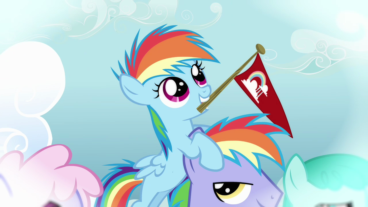 Rainbow Dash My Little Pony Friendship Is Magic Wiki Fandom Rainbow dash steps in and defends scootaloo. my little pony friendship is magic wiki