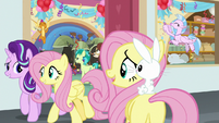 "Fluttershy ""but it kind of looks like me"" S8E2"