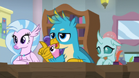 Gallus -let me start by telling you- S8E21