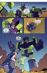 My Little Pony Transformers issue 2 page 5