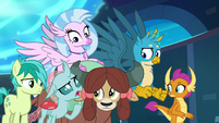 """Ocellus """"there's a magical component"""" S8E26"""