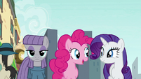 Pinkie --I do separate trips with each one-- S6E3