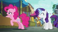 """Pinkie Pie sad """"yup"""" S6E3"""