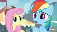 """Rainbow Dash """"what are you willing to trade"""" S4E22"""