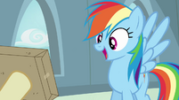 Rainbow Dash 'sweet!' S4E04