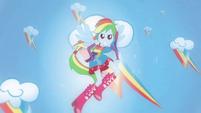"""Rainbow Dash transforms """"loyalty"""" EG"""