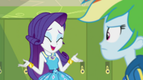 """Rarity """"it's not a competition"""" EGDS4"""