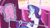 "Rarity ""without the help of one of my dearest"" S4E23"