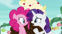 Rarity --did you get a pouch for Maud--- S6E3