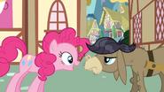 Pinkie poznaje CDO