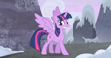 S05E02 Twilight odzyskuje znaczek