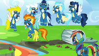 Spitfire --let's forget about this-- S6E7