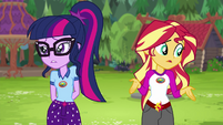 """Sunset Shimmer """"I know you don't want to"""" EG4"""