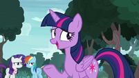 """Twilight Sparkle """"that happens between pals"""" S8E17"""