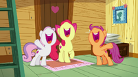 Cutie Mark Crusaders -Cutie Mark Day Camp!- S7E21
