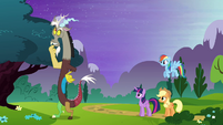"""Discord """"should've sprouted up ages ago"""" S4E02"""