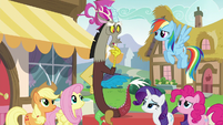"""Discord """"we've been pretty exhaustive"""" S5E22"""