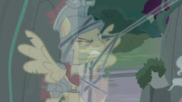 Flash Magnus caught in the Pony of Shadows' vines S7E25