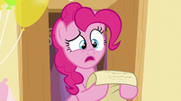 Pinkie -And I have three more things to do!- S5E19