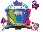 Pinkie Pie Equestria Girls Rainbow Rocks stage