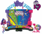 Pinkie Pie Equestria Girls Rainbow Rocks stage