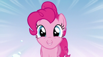 """Pinkie smiles """"There it is!"""" S5E11"""
