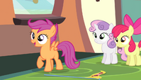 """Scootaloo """"no shot at getting gold either"""" S4E24"""