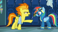 """Spitfire """"you need to stop"""" S6E7"""
