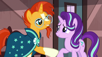 "Sunburst ""we enjoy each other's company"" S7E24"
