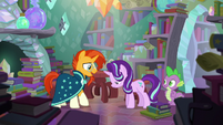 Sunburst --and I could have helped you...-- S6E2