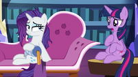 """Twilight """"I've had arguments with friends"""" S9E19"""
